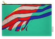 Waving Stripes Carry-all Pouch