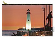 Wawatam Lighthouse Sunrise Carry-all Pouch
