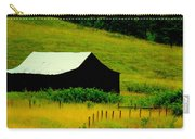 Way Back When Carry-all Pouch by Karen Wiles