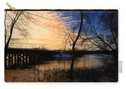 Wayland Central Mass Rr Trestle Carry-all Pouch