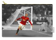 Wayne Rooney Scores Again Carry-all Pouch