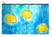 We Make A Family - Abstract Art By Sharon Cummings Carry-all Pouch