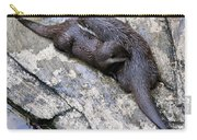 We Otter Snuggle Up Carry-all Pouch