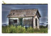 Weathered And Worn Well  Carry-all Pouch by Saija  Lehtonen