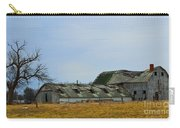 Weathered Barns Carry-all Pouch by Alys Caviness-Gober