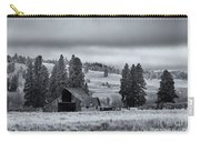 Weathered Beneath The Storm Carry-all Pouch by Mike  Dawson