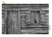 Weathered Door And Window 1 Carry-all Pouch