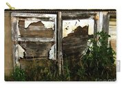 Weathered In Weeds Carry-all Pouch