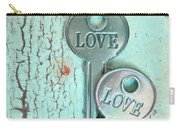 Weathered Love Carry-all Pouch