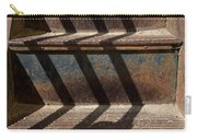 Weathered Stairs Carry-all Pouch