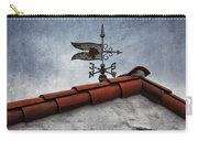 Weathered Weathervane Carry-all Pouch by Carol Leigh