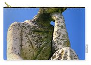 Weathered Woman Carry-all Pouch