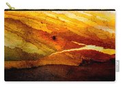 Weathered Wood Landscape Carry-all Pouch