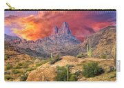 Weavers Needle Carry-all Pouch