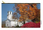 Webster Church On A Fall Day Carry-all Pouch