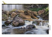 Webster Falls Carry-all Pouch by Garvin Hunter