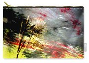 Weed Abstract Blend 2 Carry-all Pouch