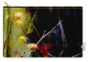 Weed Abstract Blend 3 Carry-all Pouch