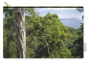 Weeping Fig And Host Natu Tree Sulawesi Carry-all Pouch