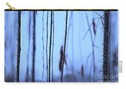 Weeping Forest Frost Carry-all Pouch