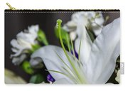 Weeping Lily Carry-all Pouch
