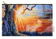 Weeping Willow Sighs Carry-all Pouch