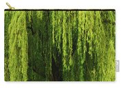Weeping Willow Tree Enchantment  Carry-all Pouch