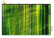 Weeping Willow Tree Ribbons Carry-all Pouch