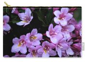 Weigela Blossoms Carry-all Pouch