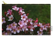 Weigela Branch Carry-all Pouch