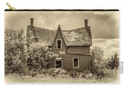 Weight Of The World - Antique Sepia Carry-all Pouch