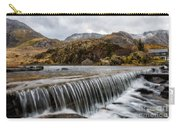 Weir At Ogwen Carry-all Pouch