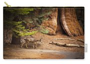 Welcome Home - Sequoia National Forest Carry-all Pouch