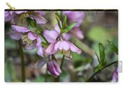 Welcome Spring Flowers Carry-all Pouch