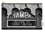Welcome Tampa Carry-all Pouch