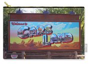 Welcome To Cars Land Carry-all Pouch