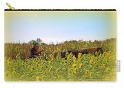 Welcome To Gorman Farm In Evandale Ohio Carry-all Pouch