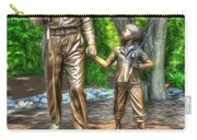 Welcome To Mayberry Carry-all Pouch by Dan Stone