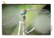 Welcome To My World Dragonfly Carry-all Pouch