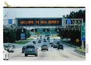 Welcome To New Jersey Carry-all Pouch