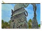 Welcome To Playa Del Carmen Mexico Carry-all Pouch
