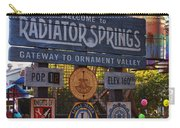 Welcome To Radiator Springs Carry-all Pouch
