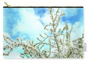 Welcome Vintage Spring Carry-all Pouch