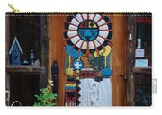 Welcoming Entrada In Taos Carry-all Pouch