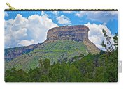 Welcoming Mesa To Mesa Verde National Park-colorado- Carry-all Pouch