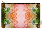 Welcoming New Life Abstract Healing Artwork By Omaste Witkowski Carry-all Pouch