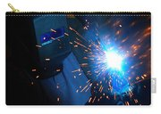 Welders On Fire Carry-all Pouch