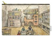 Well Stocked Rustic Kitchen Carry-all Pouch