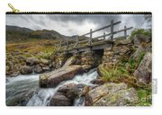 Welsh Bridge Carry-all Pouch by Adrian Evans