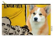 Welsh Corgi Pembroke Art Canvas Print - 12 Angry Men Movie Poster Carry-all Pouch
